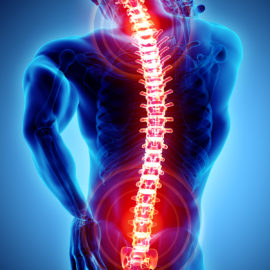spinal neck and back pain