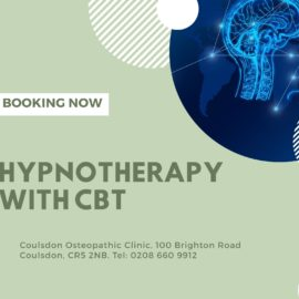 Hypnotherapy with CBT