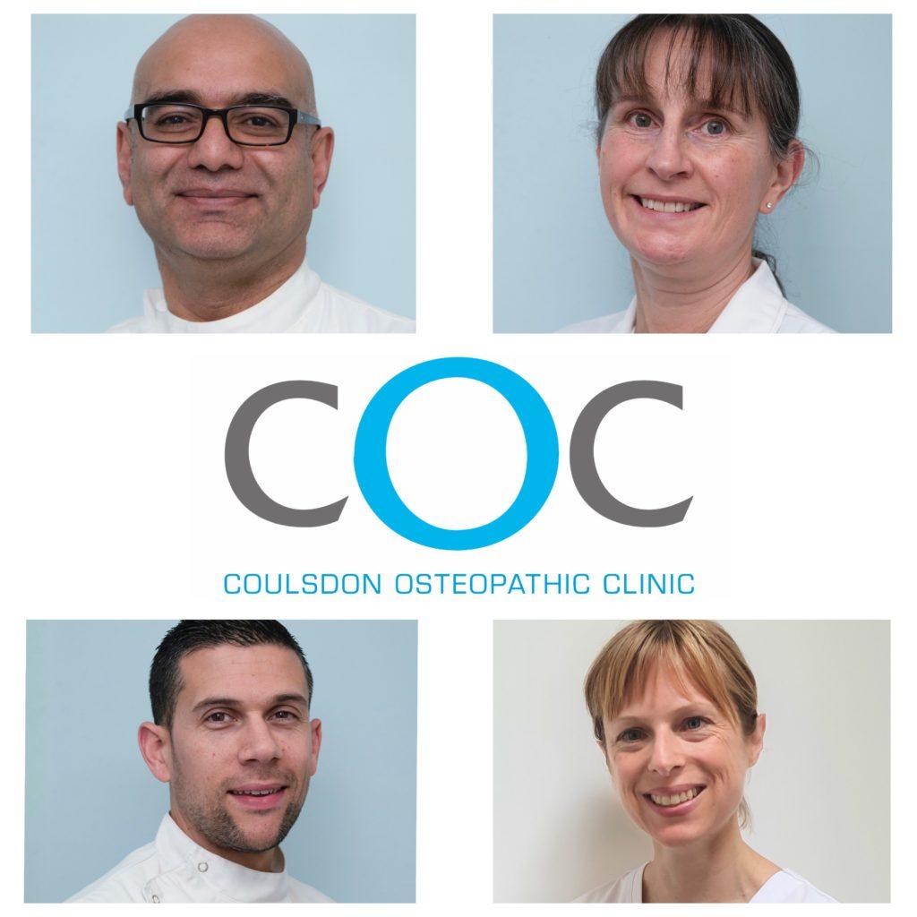 Meet our Osteopaths